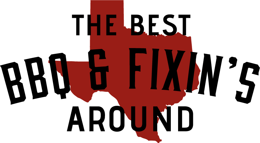 The Best BBQ and fixin's around logo.
