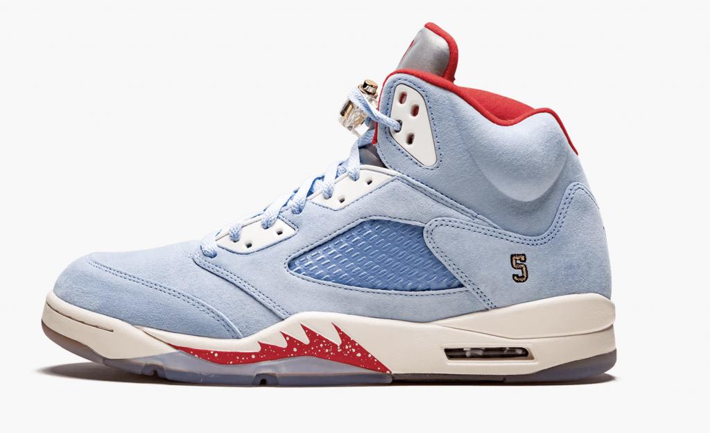 Nike Air Jordan Retro 5 Sneaker